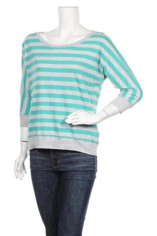 Дамска блуза Fb Sister, Размер L, Цвят Зелен, Памук, Цена 19,95лв.