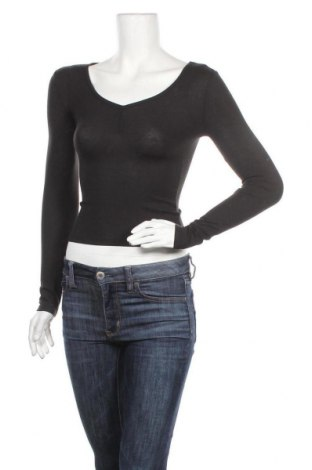 Дамска блуза Fb Sister, Размер XS, Цвят Черен, Цена 12,97лв.