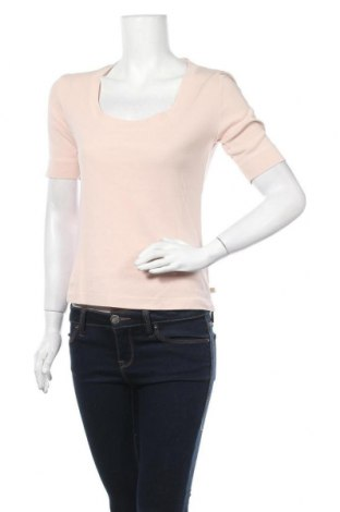 Γυναικεία μπλούζα Flash, Μέγεθος S, Χρώμα  Μπέζ, Βαμβάκι, Τιμή 9,35€