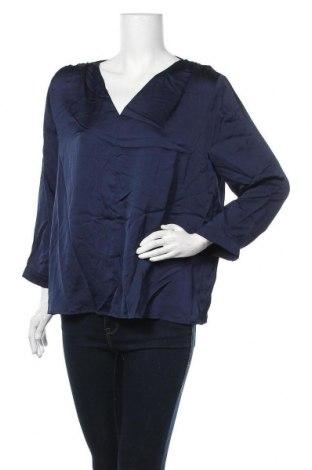 Дамска блуза Forcast, Размер XL, Цвят Син, Полиестер, Цена 21,95лв.