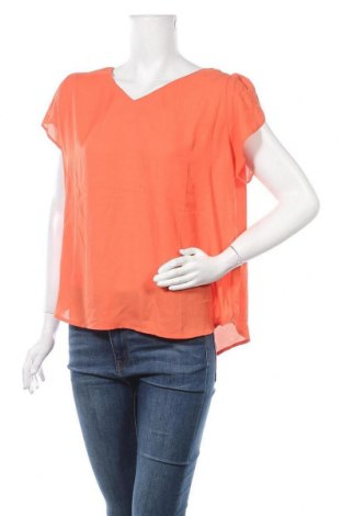 Дамска блуза Forcast, Размер XL, Цвят Оранжев, Полиестер, Цена 28,93лв.