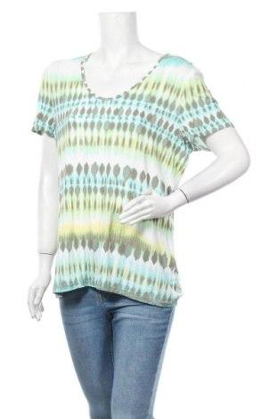 Дамска блуза G.W., Размер XL, Цвят Многоцветен, Цена 19,85лв.