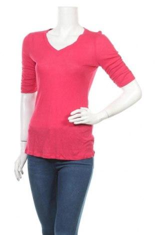 Дамска блуза Gap, Размер M, Цвят Розов, Вискоза, Цена 24,94лв.