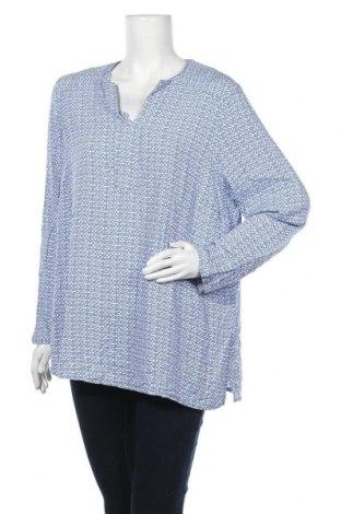 Γυναικεία μπλούζα Gina Laura, Μέγεθος XL, Χρώμα Μπλέ, Βισκόζη, Τιμή 8,77€