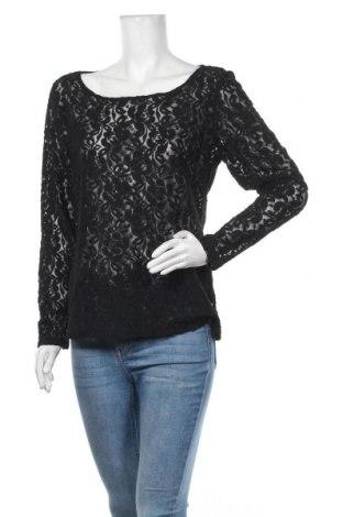 Дамска блуза Girl Xpress, Размер XL, Цвят Черен, Полиамид, полиестер, еластан, Цена 8,93лв.