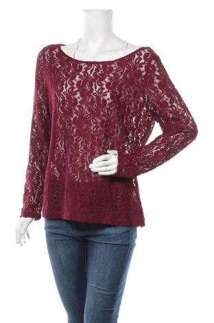 Дамска блуза Girl Xpress, Размер XL, Цвят Червен, Полиамид, полиестер, еластан, Цена 17,96лв.