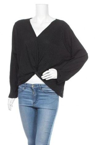 Дамска блуза Glassons, Размер L, Цвят Черен, Полиестер, Цена 15,12лв.