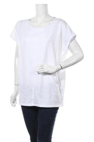 Дамска блуза Grae, Размер XL, Цвят Бял, Полиестер, памук, Цена 8,40лв.
