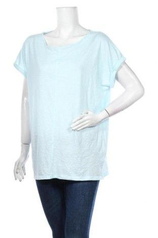 Дамска блуза Grae, Размер XL, Цвят Син, Полиестер, памук, Цена 9,45лв.