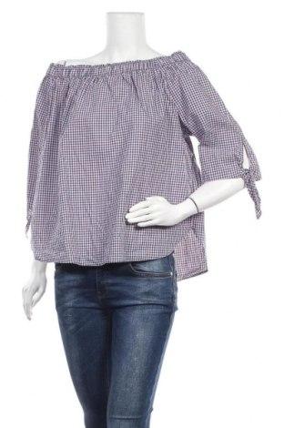 Дамска блуза H&M L.O.G.G., Размер L, Цвят Розов, Памук, Цена 17,96лв.