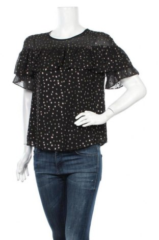 Γυναικεία μπλούζα Holly & Whyte By Lindex, Μέγεθος S, Χρώμα Μαύρο, Πολυεστέρας, Τιμή 8,77€