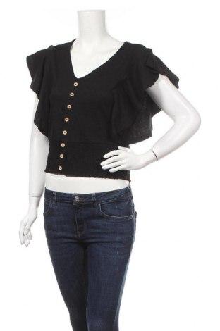 Γυναικεία μπλούζα House, Μέγεθος XL, Χρώμα Μαύρο, Βαμβάκι, Τιμή 3,41€