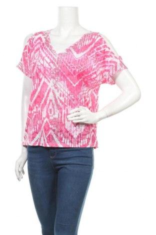 Дамска блуза INC International Concepts, Размер L, Цвят Розов, 78% полиестер, 22% вискоза, Цена 29,40лв.