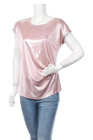 Дамска блуза INC International Concepts, Размер M, Цвят Розов, Полиестер, Цена 30,45лв.