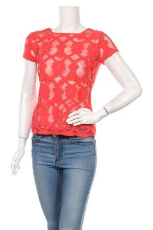 Дамска блуза INC International Concepts, Размер S, Цвят Червен, Полиамид, Цена 33,60лв.