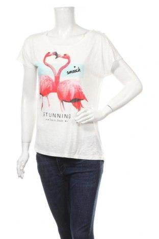 Γυναικεία μπλούζα IX-O, Μέγεθος M, Χρώμα Λευκό, Βισκόζη, Τιμή 7,73€