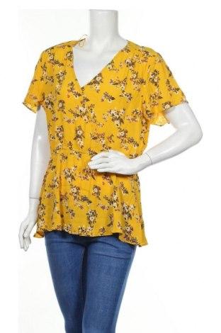 Γυναικεία μπλούζα Indiska, Μέγεθος M, Χρώμα Πολύχρωμο, Βισκόζη, Τιμή 8,83€