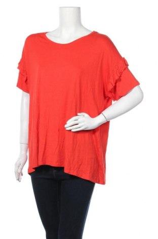 Γυναικεία μπλούζα Infinity Woman, Μέγεθος XL, Χρώμα Κόκκινο, Βισκόζη, Τιμή 4,09€
