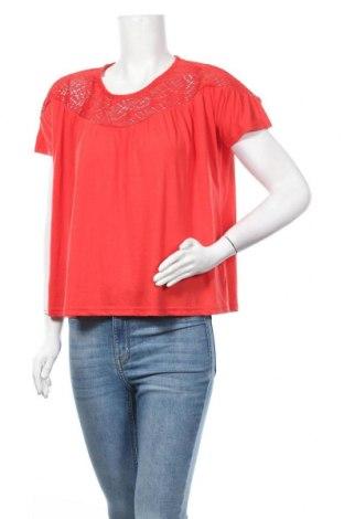 Γυναικεία μπλούζα Infinity Woman, Μέγεθος S, Χρώμα Κόκκινο, 65% πολυεστέρας, 35% βισκόζη, Τιμή 8,83€