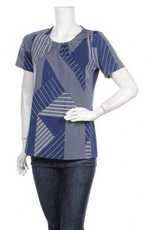 Γυναικεία μπλούζα Iwie, Μέγεθος M, Χρώμα Μπλέ, 95% πολυεστέρας, 5% ελαστάνη, Τιμή 3,86€