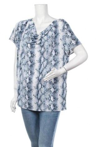 Дамска блуза Jaclyn Smith, Размер XXL, Цвят Многоцветен, Цена 10,71лв.