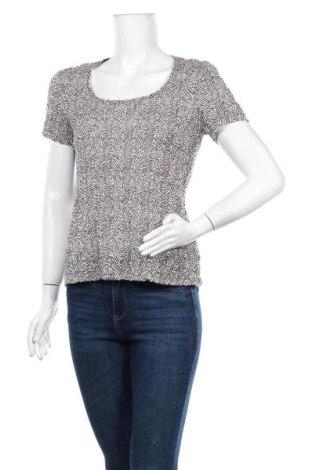 Дамска блуза Jaclyn Smith, Размер M, Цвят Кафяв, 61% памук, 35% полиамид, 5% еластан, Цена 23,52лв.