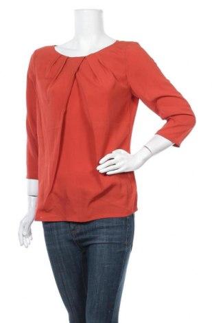 Дамска блуза Jake*s, Размер L, Цвят Оранжев, Полиестер, Цена 15,75лв.