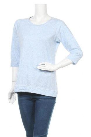 Дамска блуза Janina, Размер XL, Цвят Син, 50% памук, 50% полиестер, Цена 15,75лв.