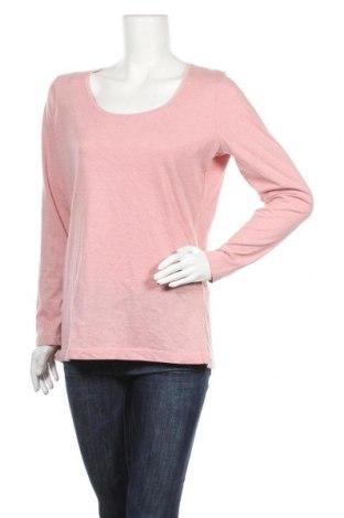 Дамска блуза Janina, Размер XL, Цвят Розов, 60% полиестер, 40% памук, Цена 18,90лв.
