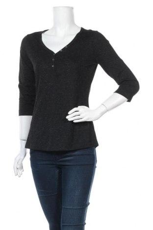 Дамска блуза Janina, Размер M, Цвят Черен, Цена 15,75лв.