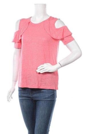 Γυναικεία μπλούζα Juicy Couture, Μέγεθος S, Χρώμα Ρόζ , 54% βισκόζη, 46% πολυεστέρας, Τιμή 8,87€