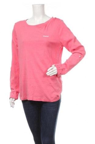 Дамска блуза Kangaroos, Размер XL, Цвят Розов, 100% памук, Цена 28,42лв.