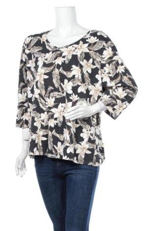 Дамска блуза Karen Scott, Размер XXL, Цвят Многоцветен, 60% памук, 40% полиестер, Цена 12,29лв.