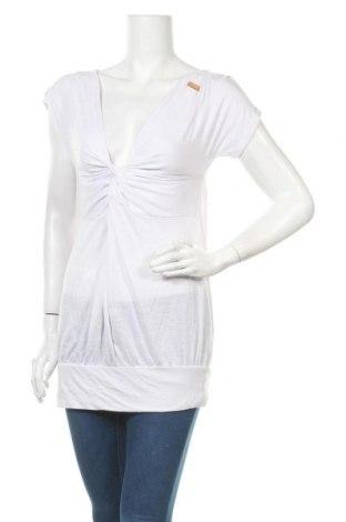 Дамска блуза Khujo, Размер L, Цвят Бял, 75% вискоза, 25% полиестер, Цена 66,75лв.