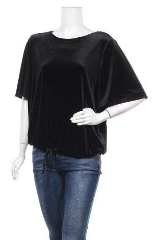 Γυναικεία μπλούζα Loft, Μέγεθος L, Χρώμα Μαύρο, 92% πολυεστέρας, 8% ελαστάνη, Τιμή 7,73€