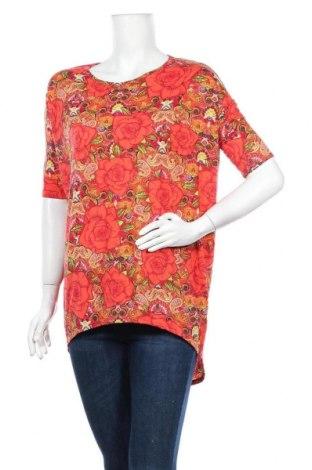 Дамска блуза LulaRoe, Размер XXS, Цвят Многоцветен, 96% полиестер, 4% еластан, Цена 3,00лв.