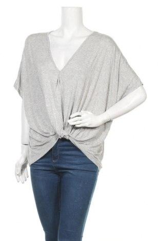 Γυναικεία μπλούζα Lush, Μέγεθος L, Χρώμα Γκρί, 96% βισκόζη, 4% ελαστάνη, Τιμή 7,31€