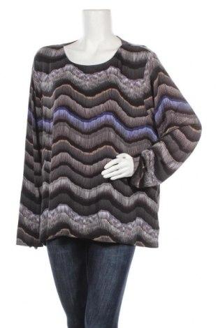Γυναικεία μπλούζα Maggie T, Μέγεθος XXL, Χρώμα Πολύχρωμο, 95% βισκόζη, 5% ελαστάνη, Τιμή 9,35€