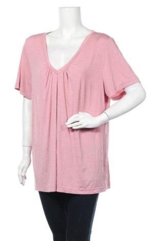 Γυναικεία μπλούζα Maggie T, Μέγεθος XL, Χρώμα Ρόζ , 94% πολυεστέρας, 6% ελαστάνη, Τιμή 6,23€