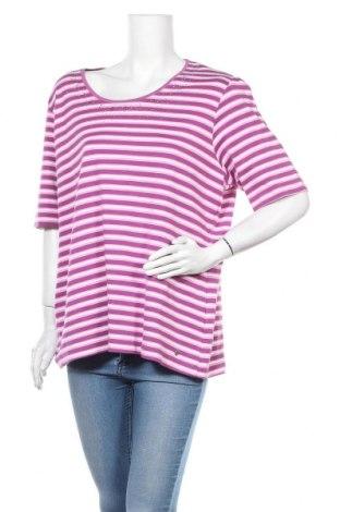 Γυναικεία μπλούζα Malva, Μέγεθος XL, Χρώμα Πολύχρωμο, Βαμβάκι, Τιμή 7,31€