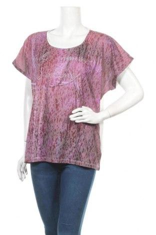 Дамска блуза Mark Adam, Размер XXL, Цвят Многоцветен, 76% полиестер, 24% памук, Цена 19,95лв.
