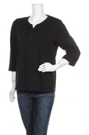 Дамска блуза Mark Adam, Размер L, Цвят Черен, Цена 6,72лв.