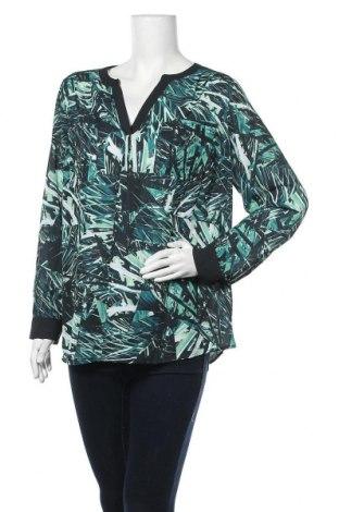 Дамска блуза Marks & Spencer, Размер XL, Цвят Многоцветен, Полиестер, Цена 28,56лв.