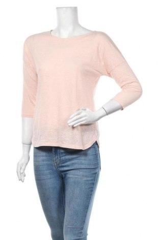 Дамска блуза Marks & Spencer, Размер S, Цвят Розов, 58% полиестер, 42% памук, Цена 18,90лв.