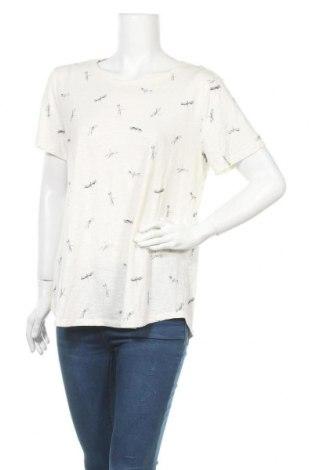 Дамска блуза Maurices, Размер XL, Цвят Екрю, 60% памук, 40% модал, Цена 17,01лв.