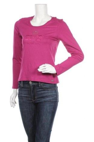 Γυναικεία μπλούζα Michele Boyard, Μέγεθος S, Χρώμα Ρόζ , 92% βισκόζη, 8% ελαστάνη, Τιμή 3,64€