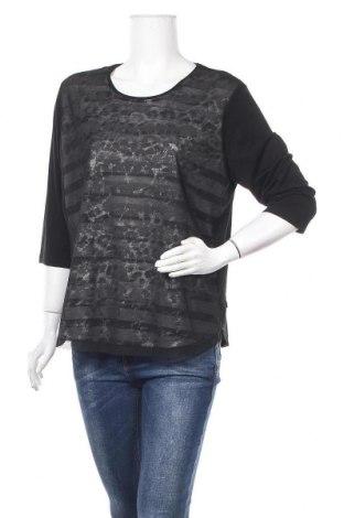 Γυναικεία μπλούζα Michele Boyard, Μέγεθος XL, Χρώμα Μαύρο, 95% βισκόζη, 5% ελαστάνη, Τιμή 8,77€