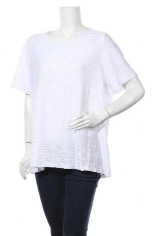 Γυναικεία μπλούζα Millers, Μέγεθος XXL, Χρώμα Λευκό, 65% πολυεστέρας, 35% βαμβάκι, Τιμή 5,00€