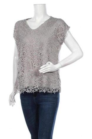 Дамска блуза Millers, Размер XL, Цвят Сив, 95% полиестер, 5% еластан, Цена 14,96лв.