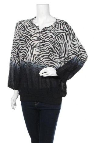 Дамска блуза Mint Velvet, Размер XL, Цвят Многоцветен, Вискоза, Цена 31,50лв.
